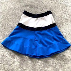Express Circle Mini Skirt